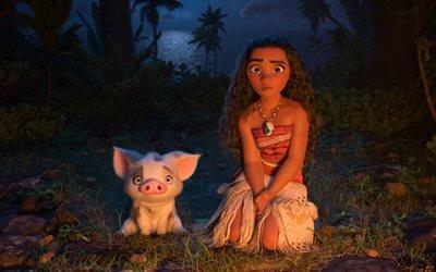 Моана, Moana, 2016, Walt Disney, мультфильм