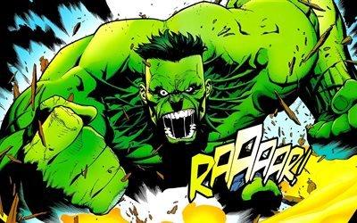 Hulk, Халк, Marvel Comics