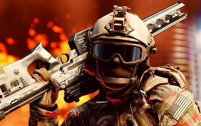 Battlefield 4, 2013, компьютерная игра, шутер