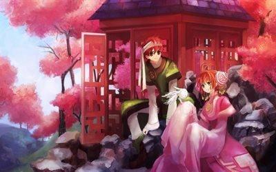 шаоран, tsubasa, мокона, хроника крыльев, сакура, syaoran, mocon value, chronicle wings, sakura