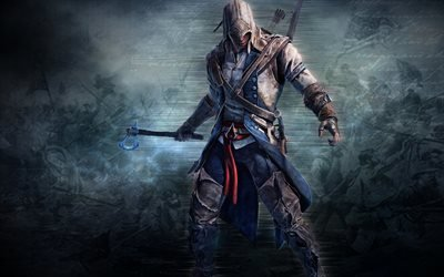 Assassin's Creed, воин, игры
