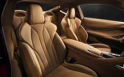 Лексус, спортивное купе класса люкс, 2017, Lexus, LC 500
