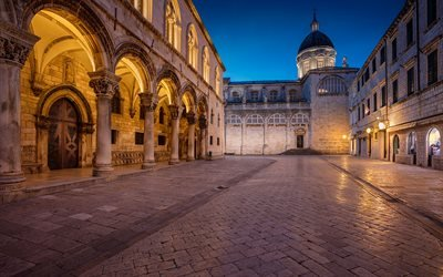 Собор Вознесения Девы Марии, Дубровник, Хорватия, Cathedral of the Assumption of the Virgin Mary, Dubrovnik, Croatia