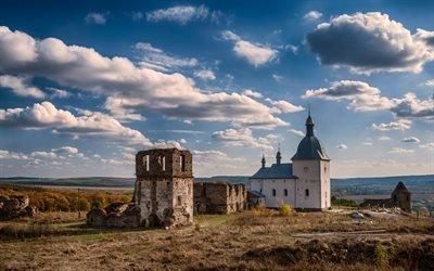 Подгорянский василианский монастырь, Теребовля, Тернополь, Украина