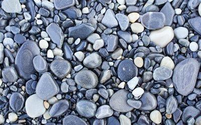 Галька, камни