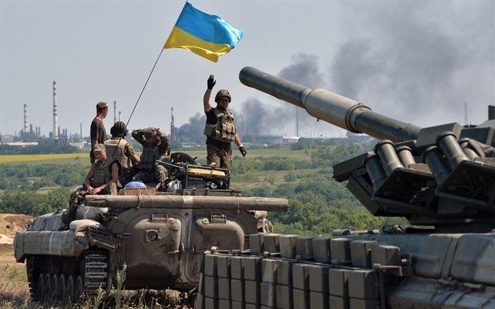 Ремонтные бригады ВСУ восстановили 53 тыс. единиц вооружения и техники с начала АТО - Цензор.НЕТ 6143