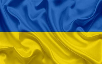 Україна, український прапор, прапор України, національна символіка України, шовковий прапор, Украина, украинский флаг, флаг Украины, национальная символика Украины, шелковый флаг