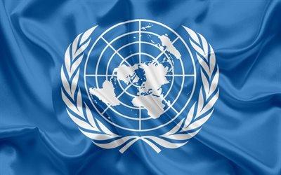 прапор ООН, Організація Об'єднаних Націй, символіка, флаг ООН, Организация Объединённых Наций, символика