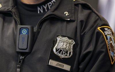 Новые технологии, Хай-тек, Полицейская цифровая камера-регистратор