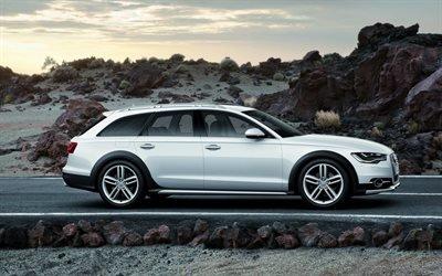 Audi, A6, allroad, quattro, ауди, кватро