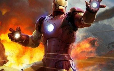 Iron Man, Iron, Man, Залізна людина, Железный человек