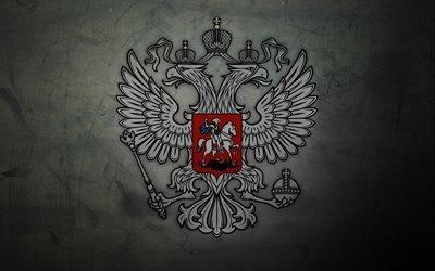 герб, Россия, РФ, орел