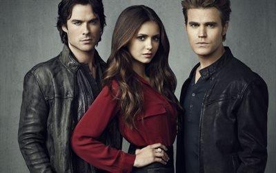 The Vampire Diaries, Vampire, Diaries, Дневники, Вампира