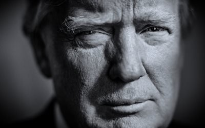 Дональд Трамп, Donald Trump, 45-й президент США