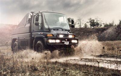 Мерседес-Бенц, грузовик, тюнинг, Hartman Unimog 400 Jagdwagen