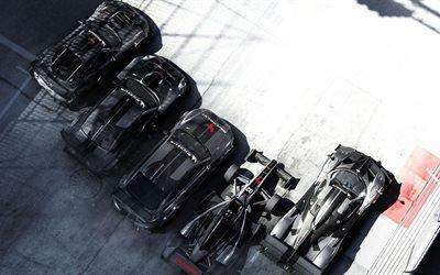 Grid Autosport, 5K, гоночный симулятор