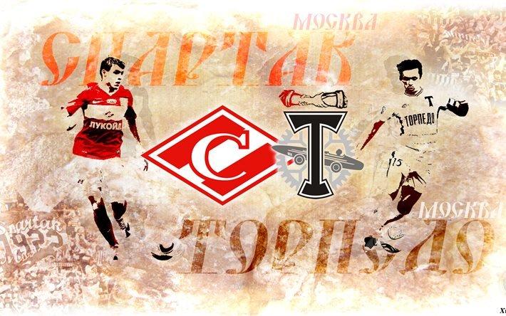 Спартак, Торпедо, Spartak, дружба на века