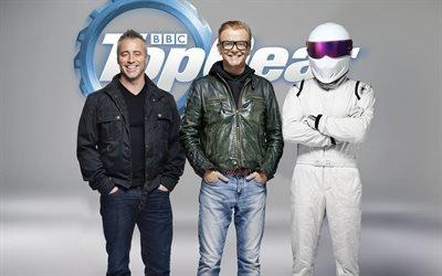 Top Gear, BBC, 2016, Крис Эванс, Chris Evans, Мэтт Леблан, Matt LeBlanc, Стиг