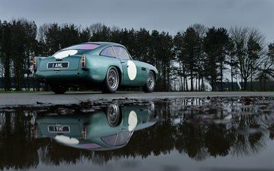 Астон Мартин, спортивный автомобиль, Aston Martin, Aston Martin DB4