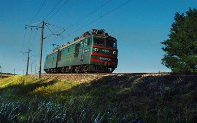 Железная дорога, Украина, Локомотив