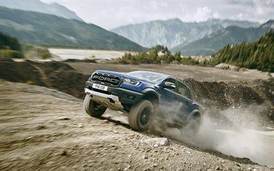 Форд, пикап, Ford, Ford Ranger Raptor