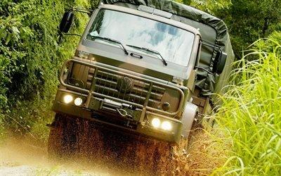 Военный грузовик, Volkswagen, Tractor