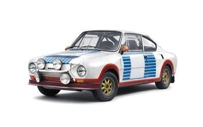 Шкода, спортивный автомобиль, 1977, Skoda, 130 RS