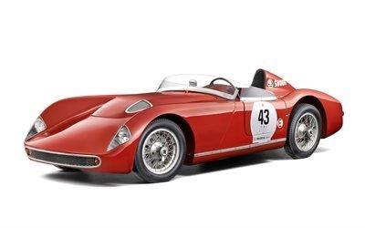 Шкода, спортивный автомобиль, 1958, Skoda, 1100 OHC, Type 968