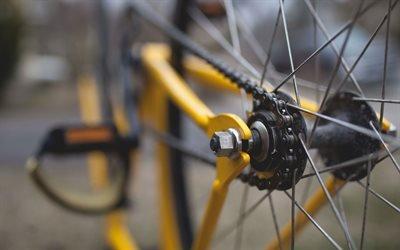 Велосипед, Колесо, Звёздочка