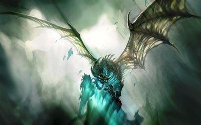 дракон, Мир Военного Ремесла, World of Warcraft, WoW