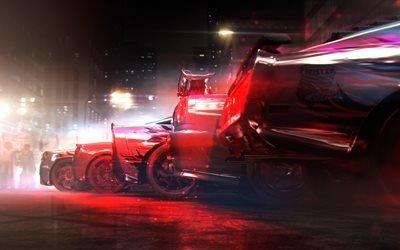GRID 2, 5K, автосимулятор, 2016, спорткары