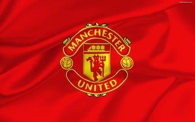 Манчестер Юнайтед, Англия, футбол, АПЛ, МЮ, эмблема МЮ, Manchester United