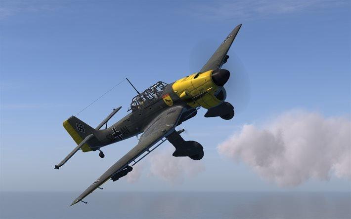 Юнкерс, Ю-87, Junkers