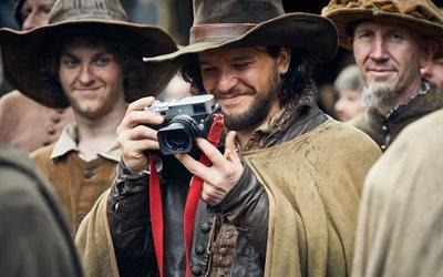 Кит Харингтон, Kit Harington, English actor, британский актёр, фотосессия, сериал Порох, Gunpowder