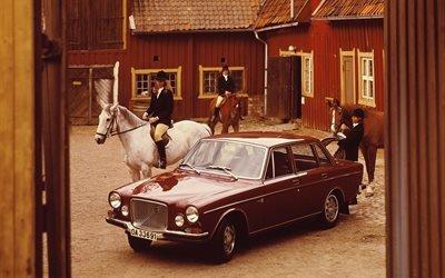 Вольво, седан, 1960, Volvo, Volvo 164