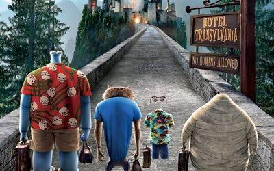 Монстры на каникулах 2, Hotel Transylvania 2, 2015, комедия, мультфильм