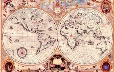 Карта, Гарри Поттер, текстуры