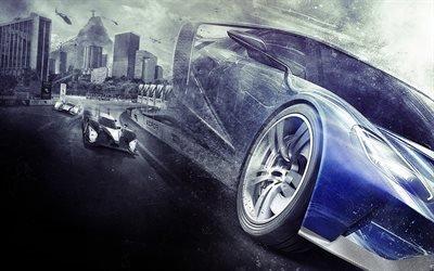 Forza Motosport 6, автосимулятор, 2016, спорткары