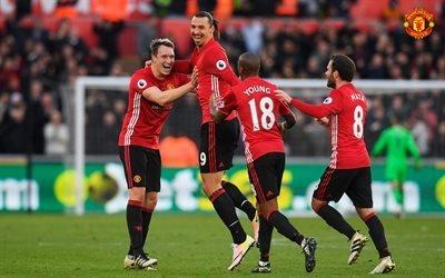 Манчестер Юнайтед, Златан Ибрагимович, футбол, Zlatan Ibrahimovic, Manchester United