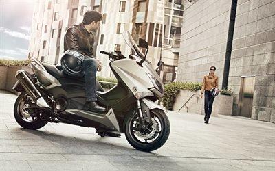 Ямаха, скутер, 2015, Yamaha, TMAX 530