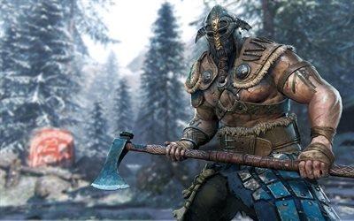 For Honor, средневековый экшн, компьютерная игра