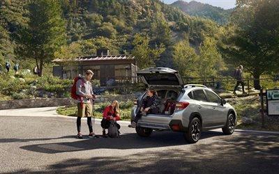Субару, компактный кроссовер, 2017, Subaru, XV