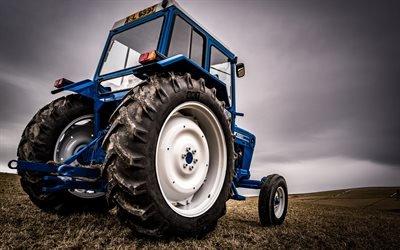 Форд, колесный трактор, Ford, 4600
