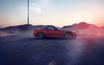 БМВ, родстер, 2018, BMW, BMW Z4