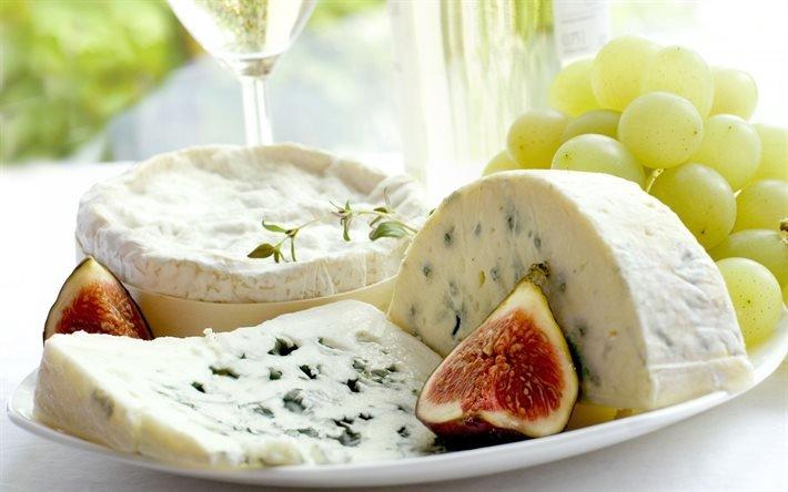 сыр, плесень, вино, пліснява