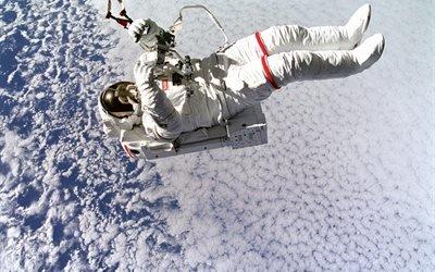 космос, космонавт, астронавт
