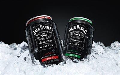 Джэк Дэниэлс, Виски, Кола, Jack Daniels & Cola, Jack Daniels & Ginger