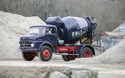 Мерседес-Бенц, бетономешалка, Mercedes-Benz, LB 1513
