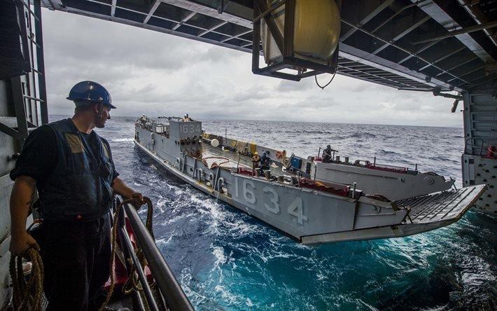 Южно-Китайское море, Десантный корабль, Грин-Бей, USS Green Bay, LPD 20