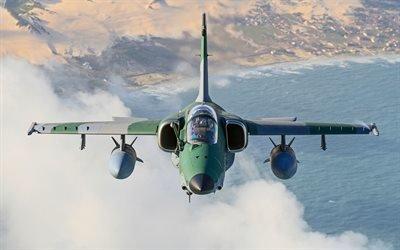 Embraer A-1M, турбореактивный штурмовик, ВВС Бразилии